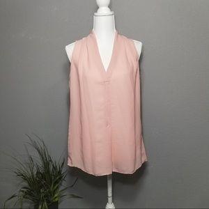 Rose & Olive pink top